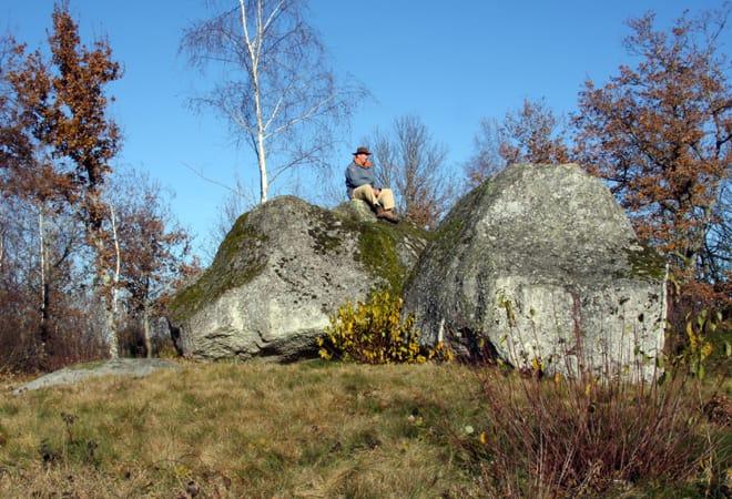 La légende du Puy des Roches