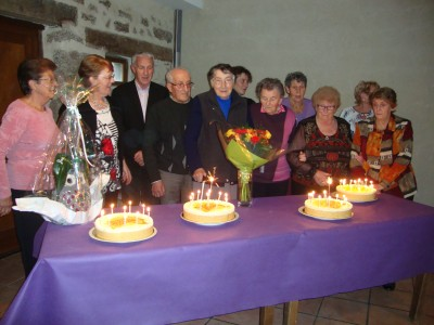 Association of the Retired people of Cheissoux