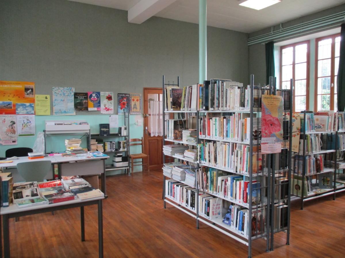 Bibliothèque De Cheissoux