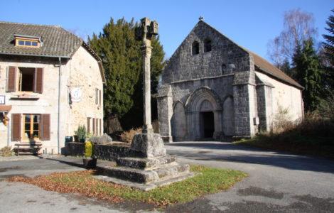 Place Auberge/chapel